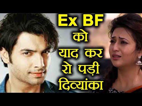 Divyanka Tripathi gets TEARY EYES while talking about Ex Boyfriend Sharad Malhotra। FilmiBeat