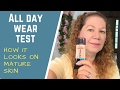 Loreal Infallible ALL DAY WEAR Test  on Mature Skin | GRWM Chat and Review