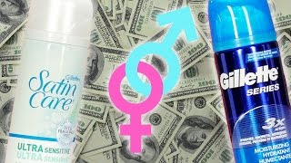 Everyday Things Women Pay More For Than Men