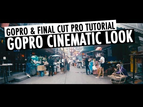 How To Make Your GoPro Video Look Cinematic | RehaAlev