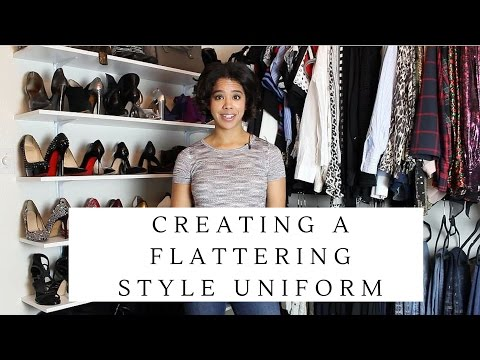 Creating Your Most Flattering Style Uniform