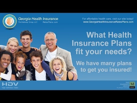 Georgia Health Insurance - Medical Insurance Plans