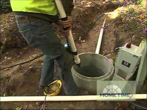 Log Cabin Septic System