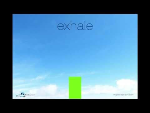 HRV Resonant Breathing Exercise: 5.5-6BPM