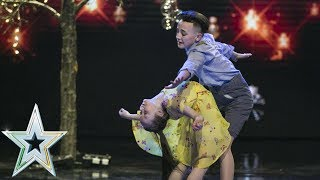 Double Impact take to the stage for the IGT final | The Final | Ireland's Got Talent 2018