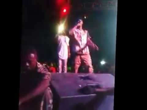 StoneBwoy FIRST performance after winning VGMA 2015