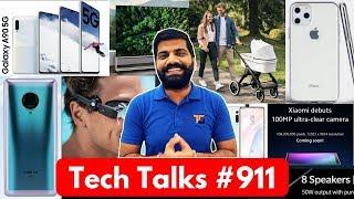 Tech Talks #911 - Xiaomi 108MP, JioGate, OnePlus 50W, A90 5G Launch, LG 88Inch 8K TV, VIvo Nex 3 5G