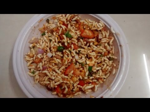 How to make bhel at home