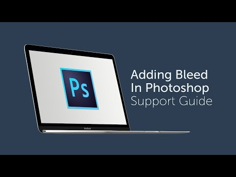 Adding Bleed To Documents In Photoshop