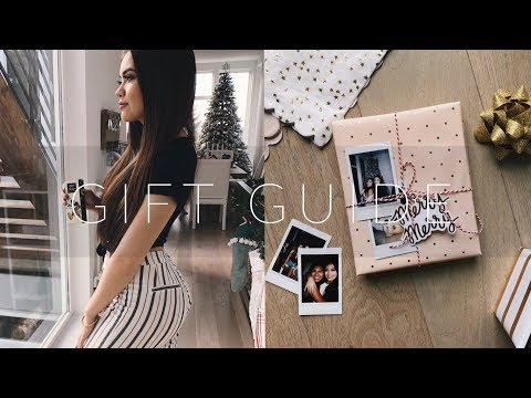 SHOP WITH ME - last minute gift ideas | viviannnv