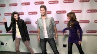 Bella Thorne and Zendaya on Radio Disney's Celebrity Take with Jake