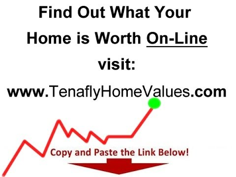 Tenafly Home Prices and Values