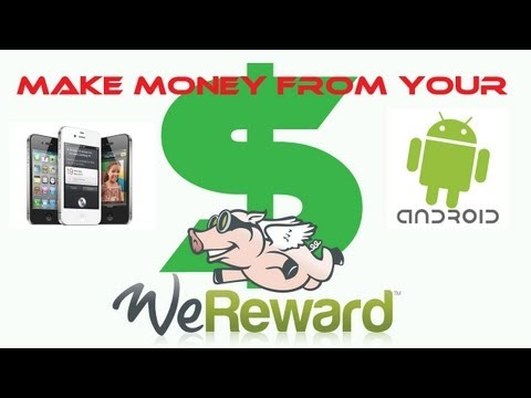 Make Money from your iPhone, Android, or Blackberry (EASY AND FREE)