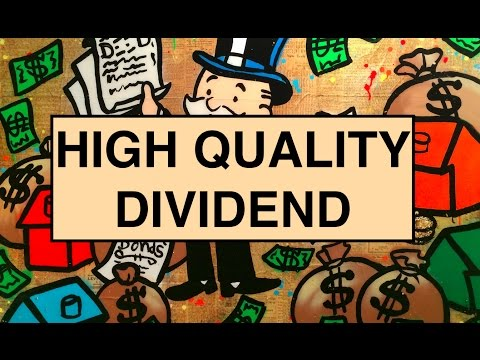 How to Choose High Quality Dividend Stocks? | The Easiest Way to Get Rich #2
