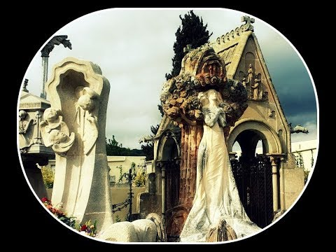 Modernist Cemetery -  Lloret de Mar - Costa Brava
