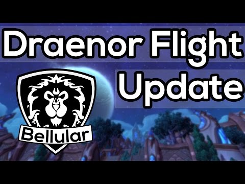 UPDATE: The WoD No Flying Plan - Warlords of Draenor Discussion