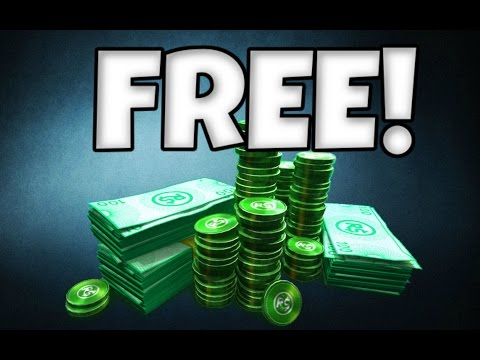 [NO JOKE] How To 😵 ACTUALLY 😵  GET FREE ROBUX 2017