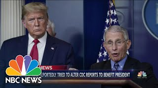 President Trump Set To Visit Three Western States    NBC Nightly News