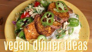 3 Healthy Vegan Dinner Ideas ft. Green Chef