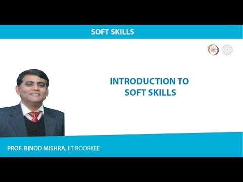 Introduction to Soft Skills
