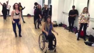 Download Chelsie Hill- Taking a dance class! Video