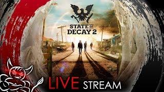 State of Decay 2 - Bes & Jakir в Зомбилэнде [Стрим]