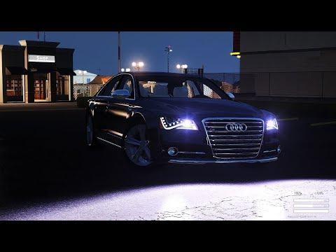 Audi S8 \Altis Life movie