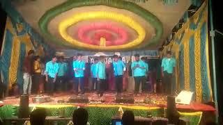 Athiradi dance of athiradi boys from 10th vaalu pasanga
