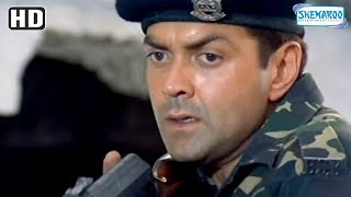 Tango Charlie - Drama - Action Scene - Bobby Deol - Tango Charlie Shows His Humane Side