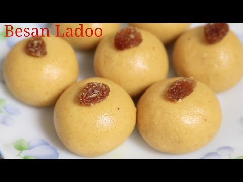 Besan Ladoo Recipe in HINDI | Best Indian Sweets | Diwali Special Recipe
