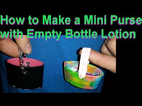 How to Make a Mini Purse