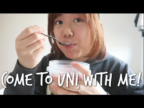 A Day in the Life of a Japanese University Student (Akita International University)