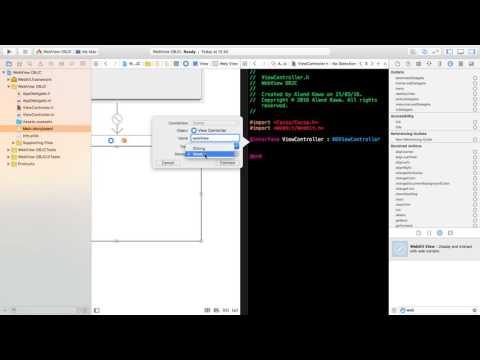 Cocoa - Objective-C: UIWebView Tutorial