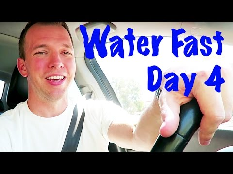 Distilled Water Fast | 4 Days Without Food