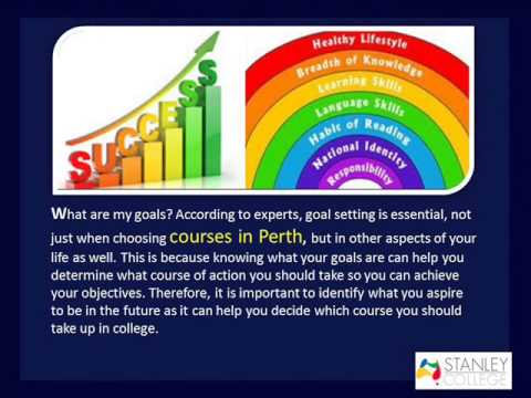 Steps In Choosing The Right College Courses In Perth