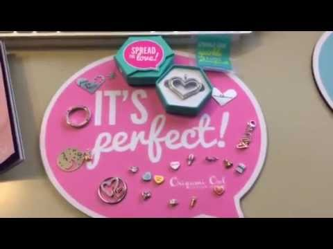 NEW Origami Owl Jewelry - Valentines 2015 Collection