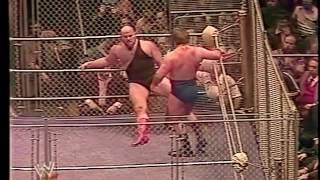 Sammartino vs. Koloff- Steel Cage Match- 1975