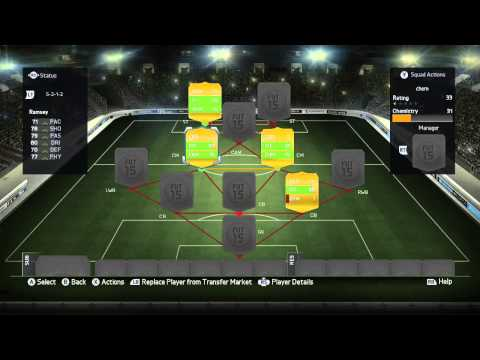 EA SPORTS FIFA 15 | FIFA Ultimate Team Chemistry Tutorial