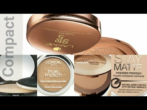 For OILY SKIN  Best COMPACT POWDER   in India || With Price &  Discription