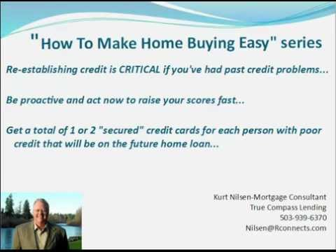 How to raise your credit score by re-establishing credit the smart way