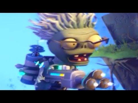 Plants vs Zombies Garden Warfare 2 - PHYSICIST Gameplay
