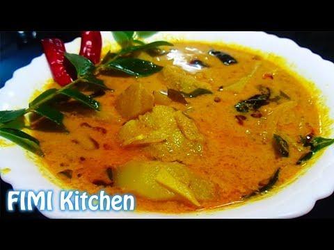 Fish Mango Curry Kerala Style - Easy Recipe - FIMI Kitchen