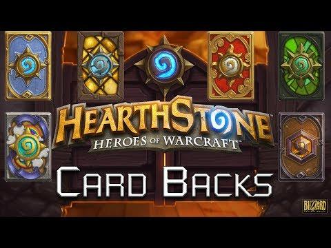 Hearthstone #4 | Card Backs
