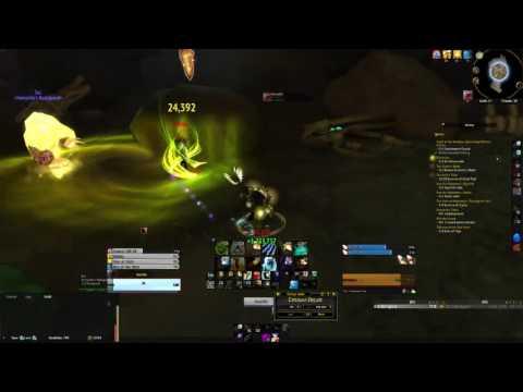 Legion Questing: Rin'thissa - Felslate rank 3
