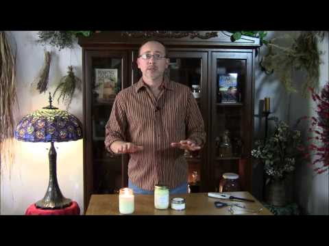 how to burn a candle properly - soy candles and jar candles