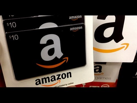 How to redeem a amazon giftcard!!