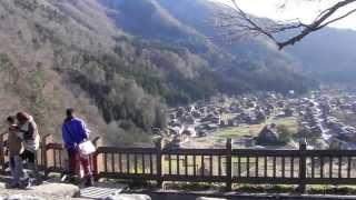 Ogimachi, a aldeia de Shirakawa-gô