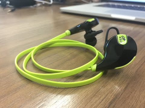 SoundPEATS QY7 Bluetooth Sport Headphones Review