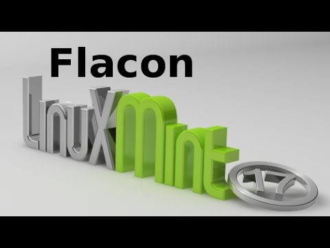 Install Flacon (tool to extract individual track from one big audio file) in Linux Mint
