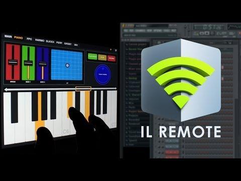 Image-Line Remote | Android & iOS MIDI Controller App FL Studio Demo